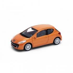 Auto Peugeot 207 (1:43) Welly 44004