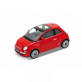 Auto Fiat 500 (2007) (1:24) Welly 22514