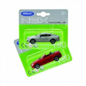 Colección De Autos 1:60 En Blister Welly 52020B