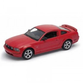 Auto Ford Mustang GT 2005 (1:24) Welly 22464