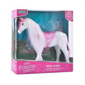 Caballo Magic Horse Princess Con Movimiento Y Sonido Ditoys 2348