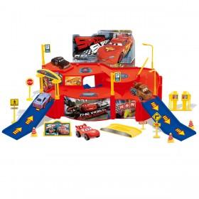 Estacionamiento Garage Cars 4 Autos Ditoys 2103