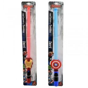 Espada Avengers Con Luz Y Sonido Ditoys 2108