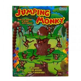 Juego Jumping Monky Ditoys 491