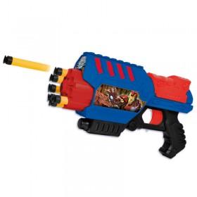 Pistola Lanza Dardo Ultra Power Avengers Ditoys 1773