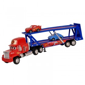 Camión Transportador Cars Mack Carrier Fricción Ditoys 1157