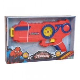 Pistola Ultra Blaster Luz y Sonido Spiderman Ditoys 1668