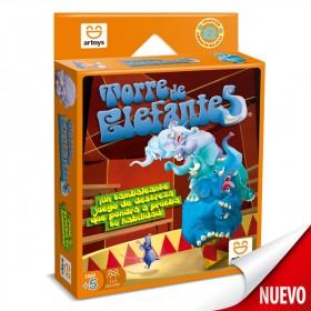 Torre De Elefantes Juego Mayor 5 Años Arval 503