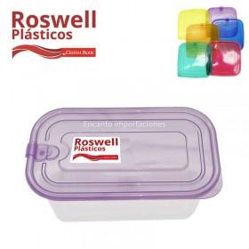 Contenedor Rectangular 950 ml Roswell 7675242