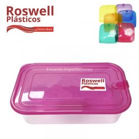 Contenedor Rectangular 1150 ml Roswell 7670473