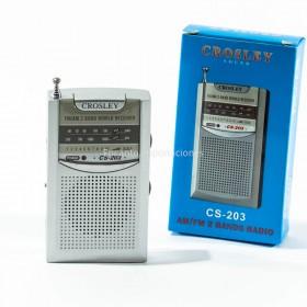 Radio AM/FM CS203 Crosley