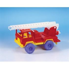 Camión De Bombero Chico Bravo 012162