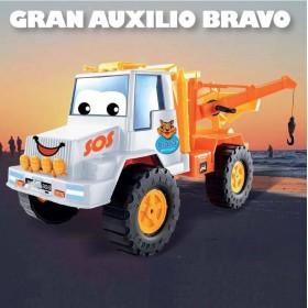 Camión Grúa Bravo 012400