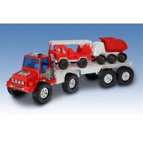 Camión Super Rescate En Caja Bravo 012410