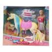 Muñeca Kiara Hada Y Su Unicornio Poppi Doll 5981-B145