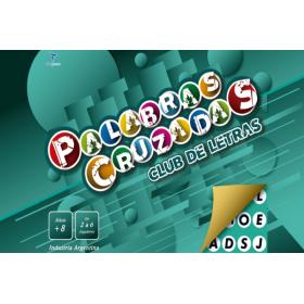Palabras Cruzadas Club De Letras Toto Games JM2034