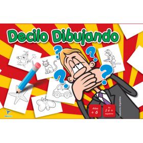 Decolo Dibujando Toto Games JM2028