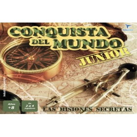 Conquista Del Mundo Junior Toto Games JM2052