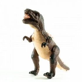 Dinosaurio Crazy Dinosaur Con Luz y Sonido