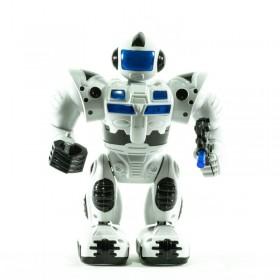 Robot Pionner Con Luz 25cm