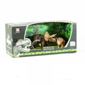 Dinosaurio x 3 World Dinosaur