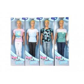 Muñeco Thiago Poppi Doll 6523- B301
