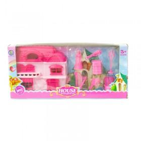 Casa Mini C/Accesorios 29cm B810124