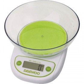 Balanza Cocina 3kgs Daewoo Digital