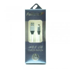 Cable Usb-Micro Usb 1 Mts Fulltotal