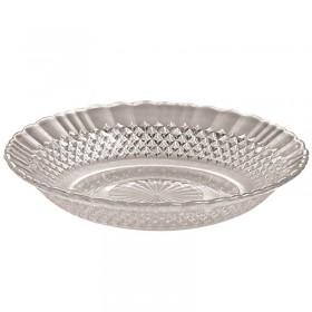 Bowl Vidrio 24 cm Barroco