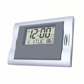 Reloj Digital Mesa,Pared Con Alarma Temperatura