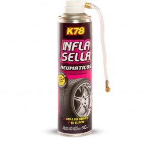 Infla Sella Neumáticos 427cc K78
