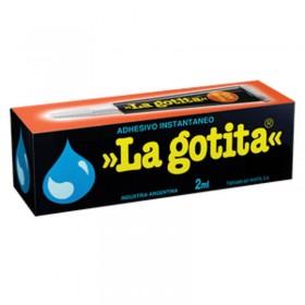 La Gotita Adhesivo Instantáneo 2Ml ST01718