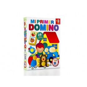 Don Rastrillo Mi Primer Domino Ruibal H202