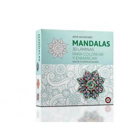 Juego Mandala Ruibal 8001