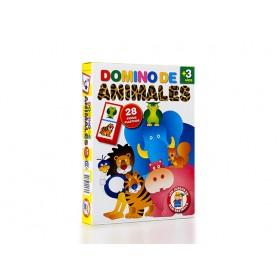 Don Rastrillo Dominó Animales Ruibal H200