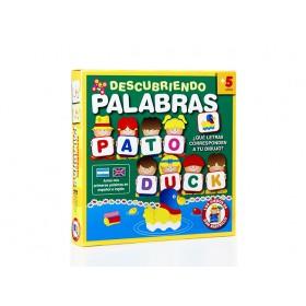 Don Rastrillo Descubriendo Palabras Ruibal H478