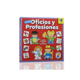 Don Rastrillo Lotería De Oficios Y Profesiones Ruibal H314