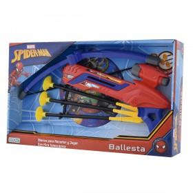 Ballesta Spiderman Con 3 Flechas Ditoys 2309