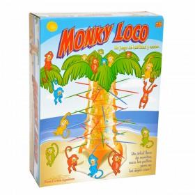 Juego Monky Loco Ditoys 071