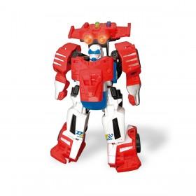 Robot Transformer Convertible Auto F1 Ditoys 2405