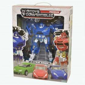 Transformer Convertible XX Extreme Warriors Ditoys 1714