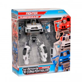 Transformer Convertible Fighter Ditoys 1766