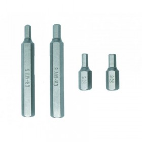Puntas x 4 Allen (2x5mm-2x6mm) Euro