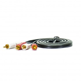 Cable Rca 2 Colores