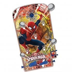 Juego Flipper Spiderman Ditoys 1554