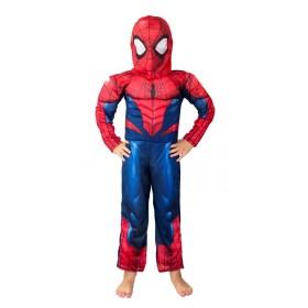 Disfraz Spiderman Con Músculo Talle 2 123010
