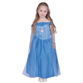 Disfraz Elsa Frozen Talle 0 7894