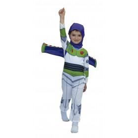 Disfraz Buzz Lightyear Talle 0 7701
