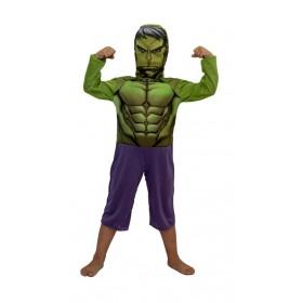 Disfraz Hulk Talle 0 2129